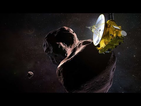Watch Live As NASA Visits An Object 4 BILLION Miles Away (1/1/19) Simulcast