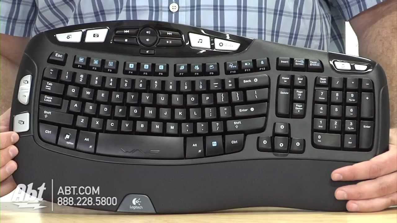 LOGITECH Wave Keyboard Driver Windows XP