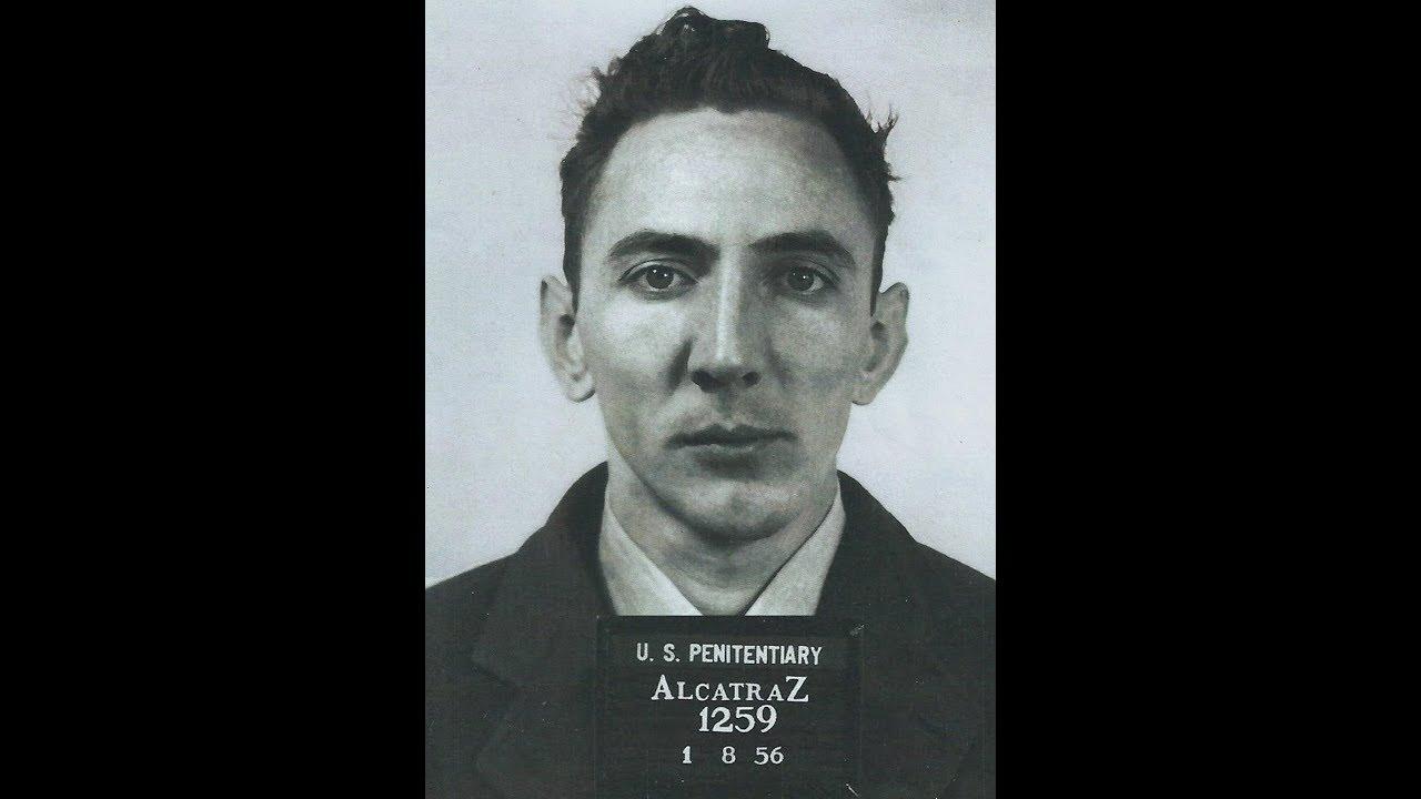 ALCATRAZ Bill Baker, #1259AZ, former prisoner returns to 'the Rock'
