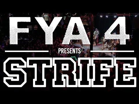 Strife (Full Set) Multi-Cam at FYA Fest 2017
