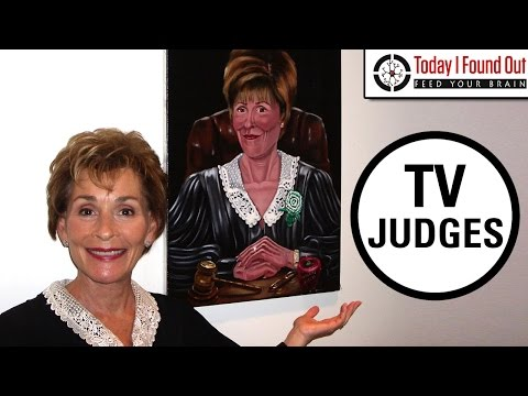 How Did Judge Judy Get Her Gig?