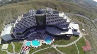 Ekrem ALACAPUNAR Quadcopter HAYMANA Grannos Hotel İŞLER Yayın Grubu
