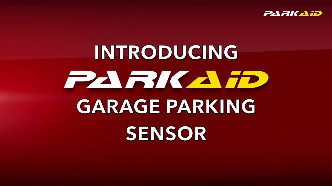 Park Aid Car Garage Parking Sensor Adjustable