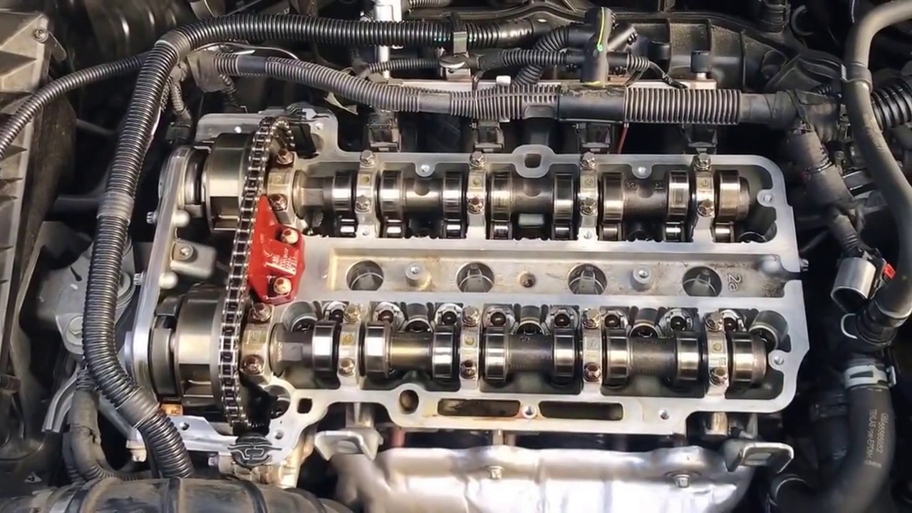Chevrolet 3 4 Engine Diagram Valve Cover Great Installation Of Gm V6 Diy 2008 2016 Cruze Swap Youtube Rh Com 43 Crankshaft Position Sensor Location 34l