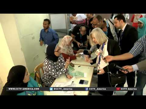 First day of voting in Egypt sees low voter turnout