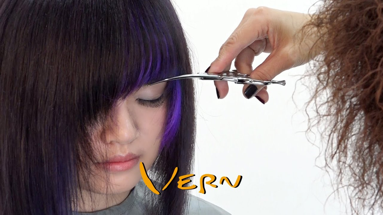 A-LINE BOB With Straight