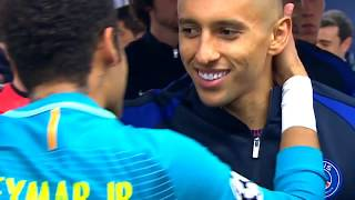 Neymar vs Paris Saint Germain Away HD 1080i 14 02 2017