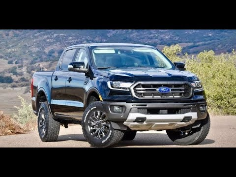 New 2019-2020 Ford Ranger EcoSport Next Diesel