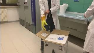 Vaccino, Lopalco: «Completata la distribuzione negli 11 hub, da domani la fase 1»