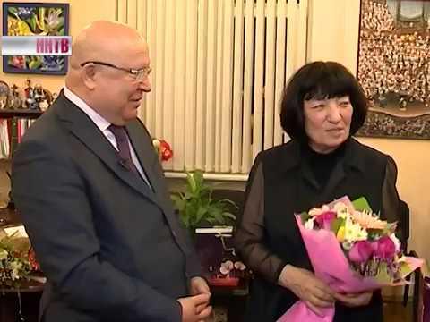 Пианистка Элисо Вирсаладзе первой сыграла на новом рояле «Стейнвéй» в нижегородской филармонии