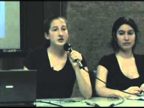 Schministim Maya Wind & Netta Mishly 2009 Seattle