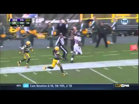 Adrian Peterson - Record Breaking Highlights