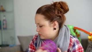 BABYUPDATE 6 WOCHEN  I anti REFLUX SCHWÄCHE  zufüttern abstillen I Mellis Blog