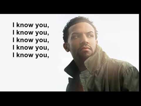 I Know You  Craig David ft BastilleLyrics