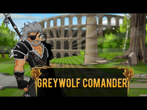 =AQW= Greywolf Commander Item Showcase
