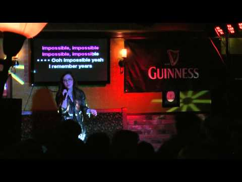 "Lea mit ""Impossible"" - The Next Irish Pub Karaoke Star 2013 from Germany - Das Finale"