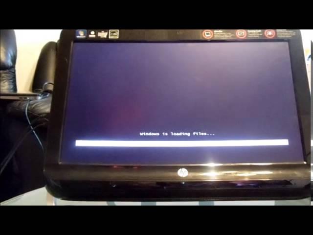 factory restore laptop windows 7