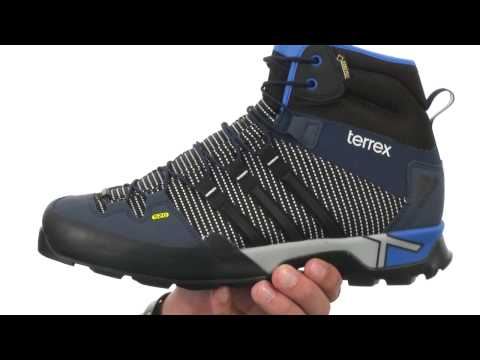 adidas Outdoor Terrex Scope High GTX® SKU:8451579 YouTube