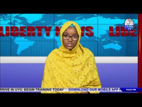 Liberty World News @3pm 30th August, 2017