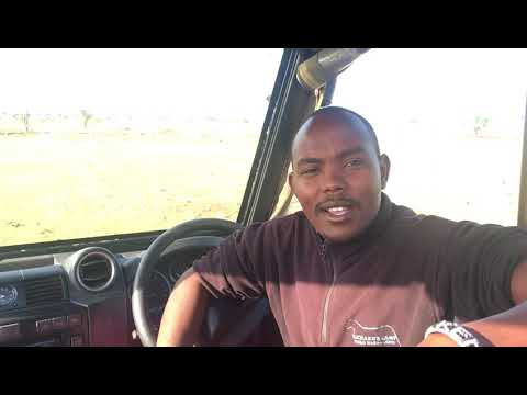 Mr.Johnson masai guide interview