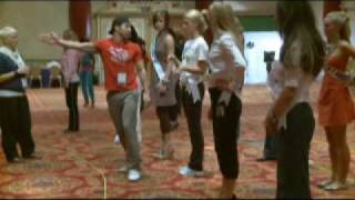 Miss USA 2009 Interview NBC (Choreographer Michael Schwandt)
