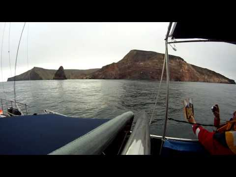 Saint Paul Island - Sailing Past