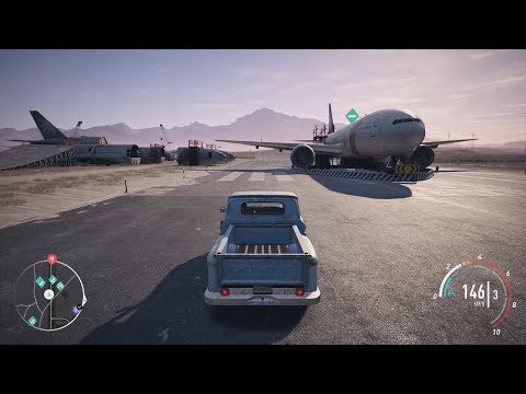 NFS Payback - Finding All Chevrolet C10 Truck Derelict Part Locations
