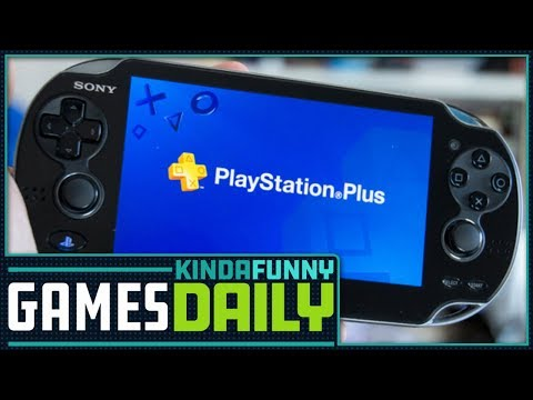PS Plus Sunsets PS3, Vita Support - Kinda Funny Games Daily 02.28.18