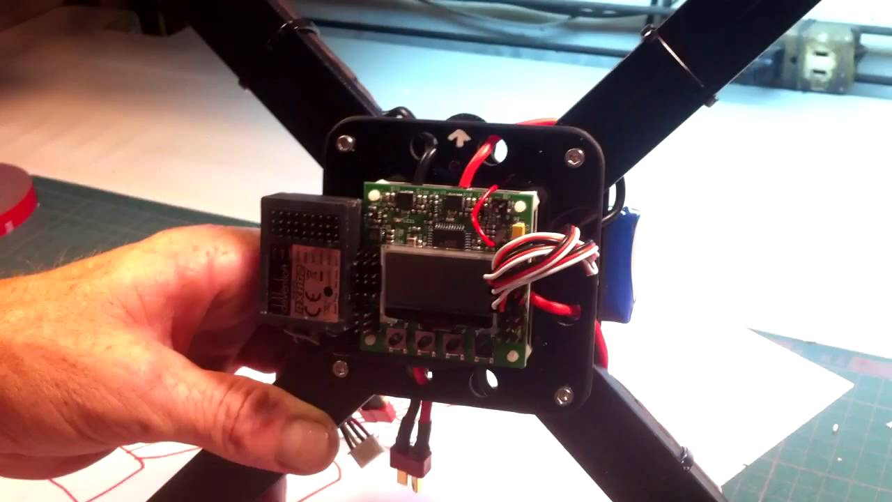 cc3d motor wiring [ 1280 x 720 Pixel ]
