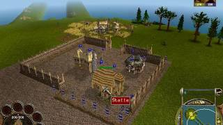 Warrior Kings Battles Custom Map: Dioxygen