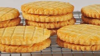 Sablé Cookies Recipe Demonstration - Joyofbaking.com