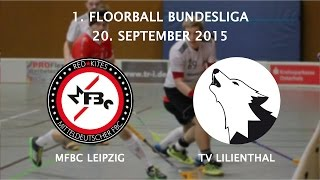 Highlights: MFBC Leipzig - TV Lilienthal  / 1. Spieltag 2015 / 2016