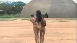 Индейские племена Амазонки.