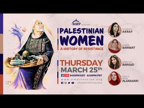 Palestinian Women: A History of Resistance