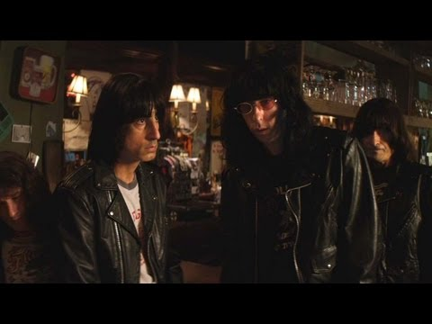 Meet The RAMONES - CBGB Movie Clip # 13