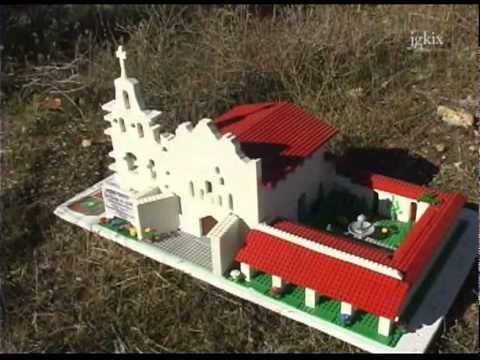 Mission LEGO San Diego