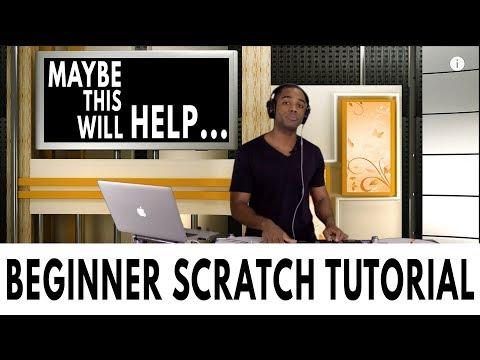 Beginner DJ Scratch Tutorial: Tips & Tricks On Getting Started