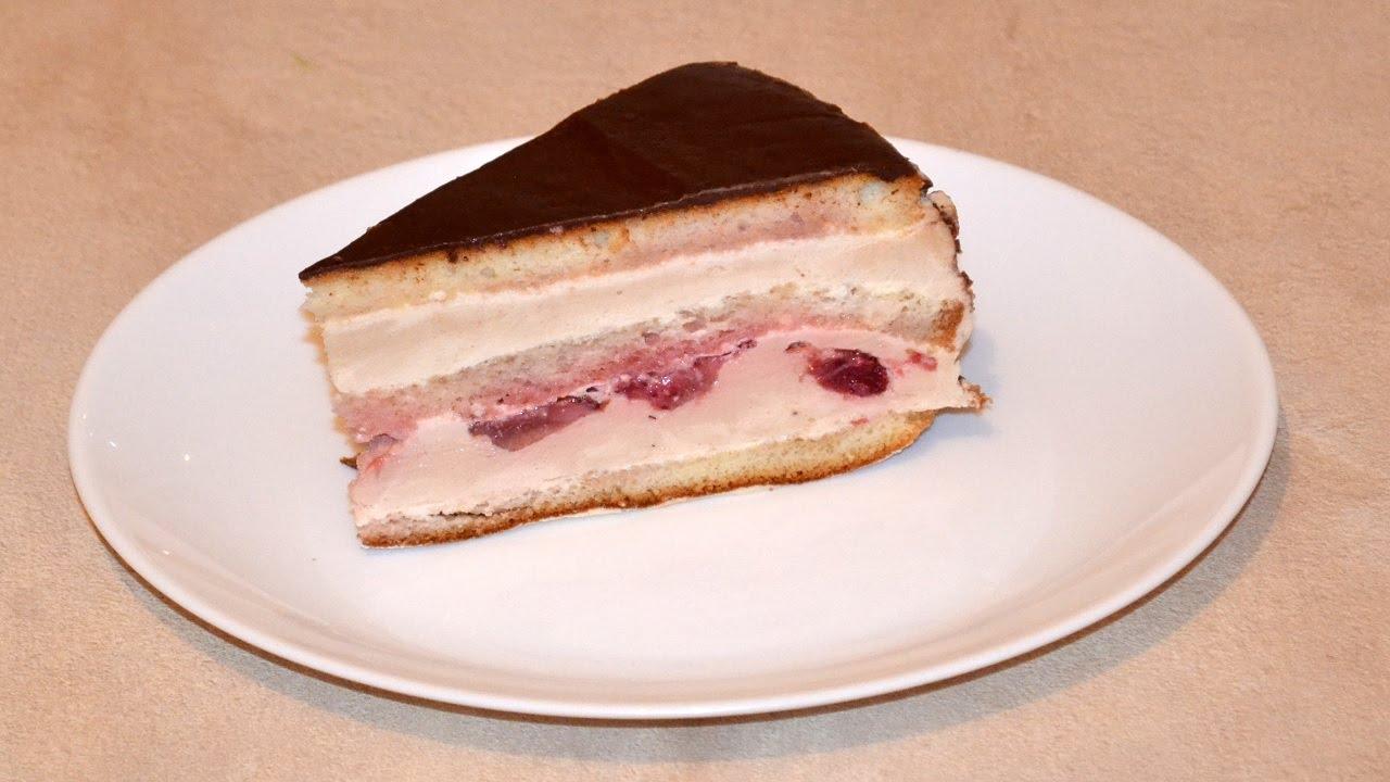 суфле йгуртный для торта рецепт