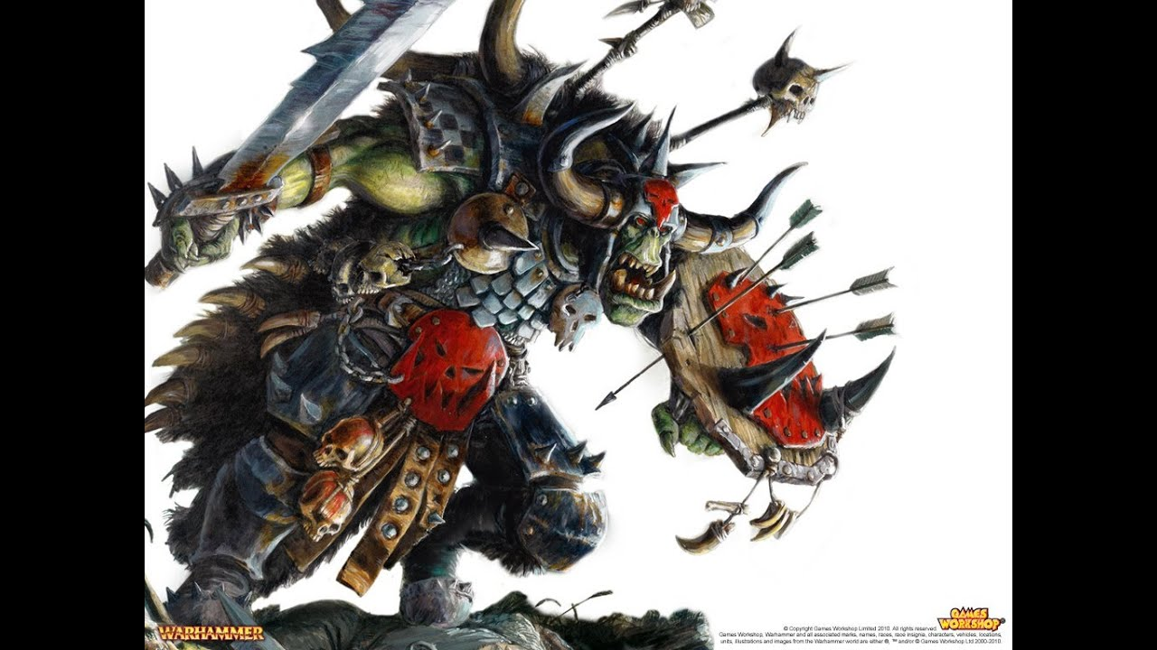 ORCOS Y GOBLINS WARHAMMER DOWNLOAD