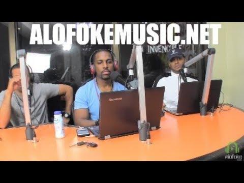 """Santiago Matias despide a """"El Dotol Nastra"""" de Alofoke Radio Show!!!"""
