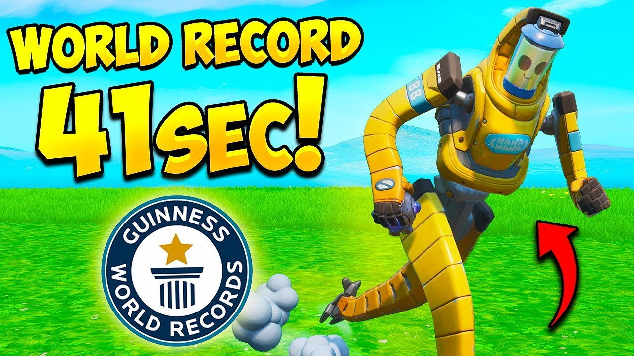 *WORLD RECORD* FASTEST COMBINE RUN!! – Fortnite Funny Fails and WTF Moments! #695 thumbnail