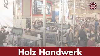 FELDER®, FORMAT 4®   Neuheiten Messe HOLZHANDWERK Nürnberg 2018