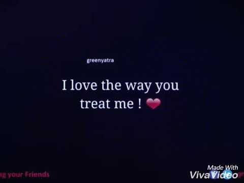 Cute short love Quote video for lovers