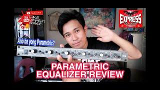 Parametric Equalizer Review (RANE PE15) screenshot 1