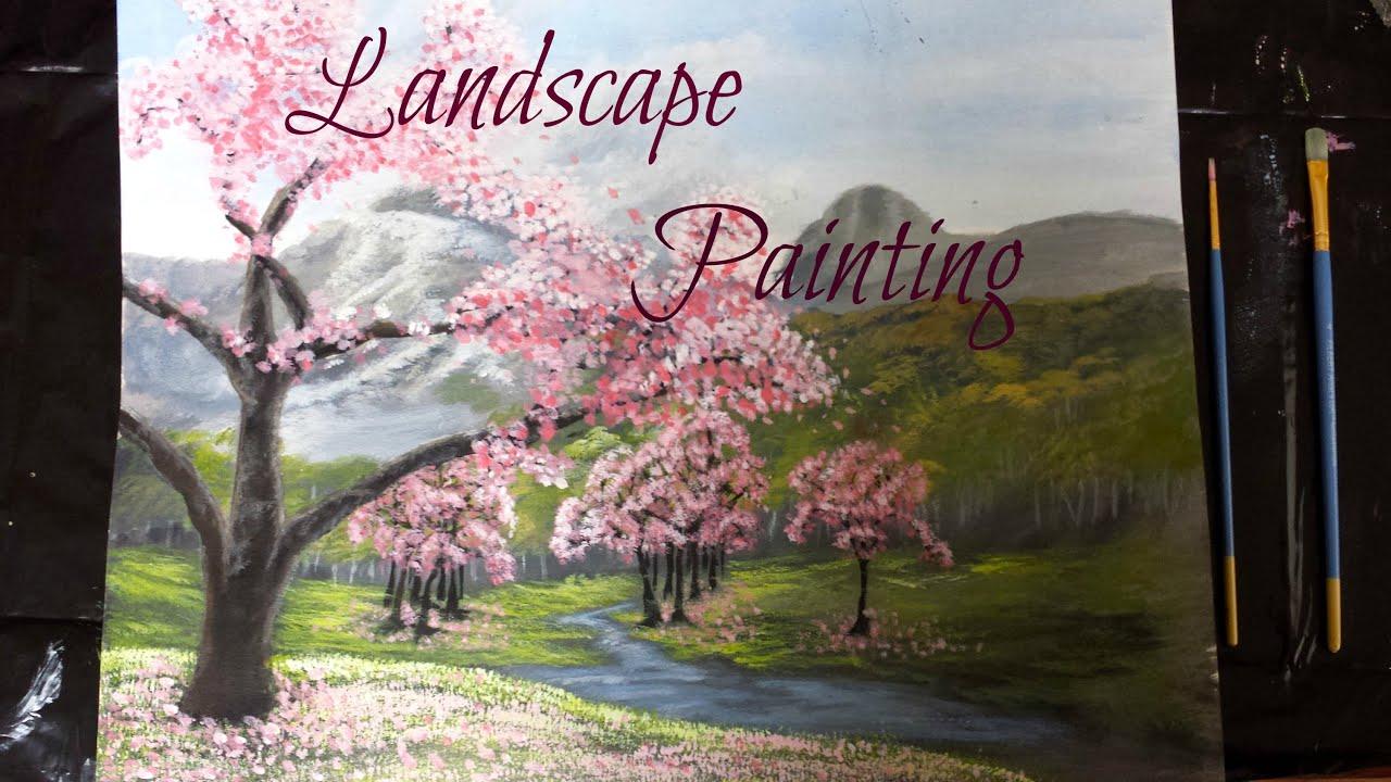 china landscape cherry trees - photo #22