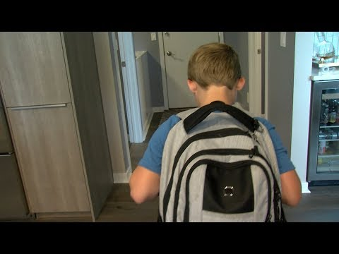 31ef3233858a63 Mayo Clinic Minute: Beware the big backpack – Mayo Clinic News Network