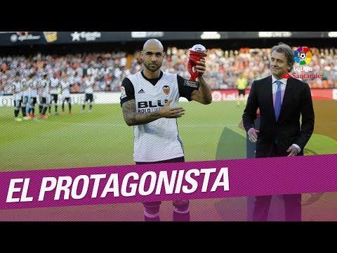 El Protagonista: Simone Zaza, jugador del Valencia CF