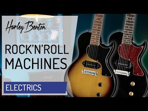 Harley Benton - SC-Junior - Presentation -