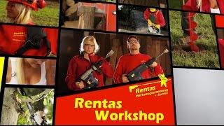 Die Rasenschälmaschine - Rentas Werkzeugvermietung