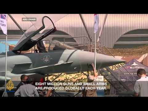 Inside Story - Controlling global arms trade